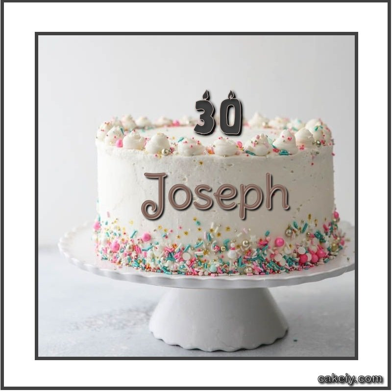 Happy Birthdsy Joseph Fortnite Cake Happy Birthday Joseph Cakes Instant Free Download Cakeiy Com